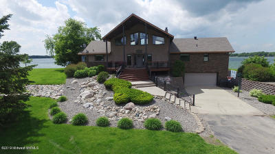 Single Family Home For Sale: 33241 Pickerel View Drive