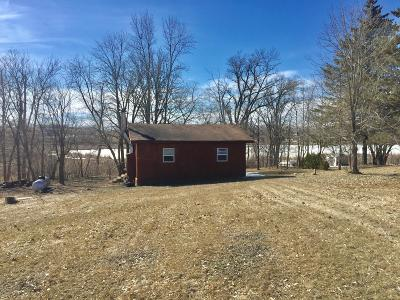 Detroit Lakes Single Family Home For Sale: 12617 S Abbey Lake Lane