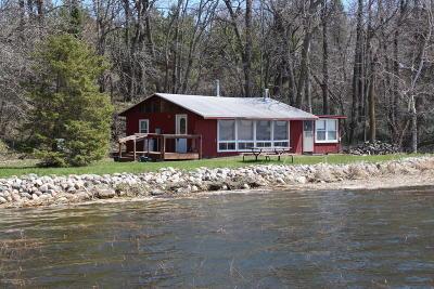 Single Family Home For Sale: 45315 Nitche Lake Road