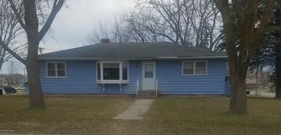 Mahnomen Single Family Home For Sale: 421 4th Street NW