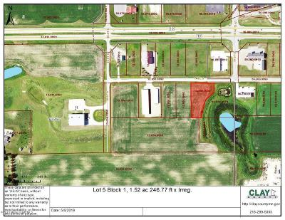 Hawley Residential Lots & Land For Sale: 1523 1 Avenue S