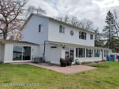 Detroit Lakes Single Family Home For Sale: 507 North Shore Drive