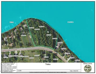 Detroit Lakes Residential Lots & Land For Sale: South Shore Drive