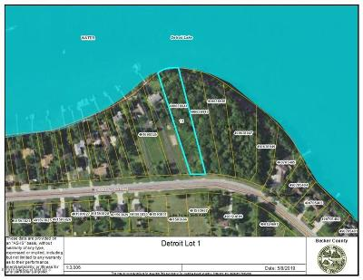 Detroit Lakes Residential Lots & Land For Sale: 772 South Shore Drive