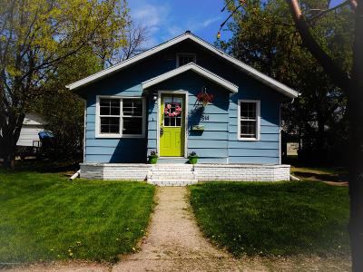 Single Family Home For Sale: 514 W Bancroft Avenue