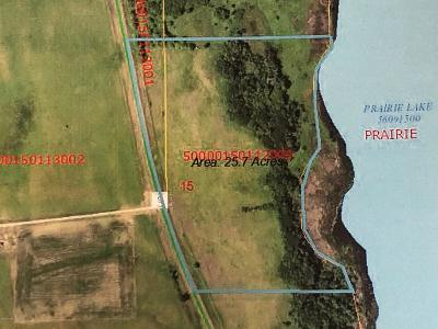 Pelican Rapids Residential Lots & Land For Sale: 43xxx County Hwy 9