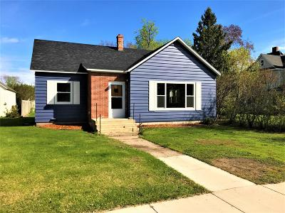 Perham Single Family Home For Sale: 345 2nd Avenue SE