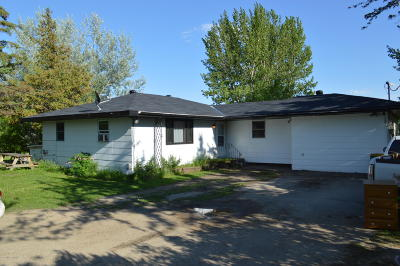 Mahnomen Single Family Home For Sale: 1463 State Hwy 200