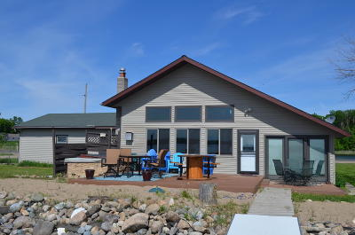 Frazee Single Family Home For Sale: 37618 N Little McDonald Drive