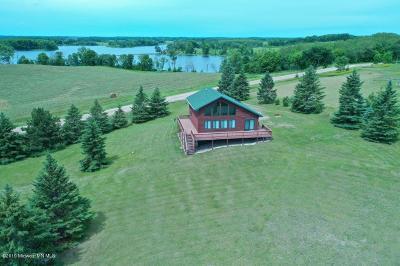 Dent Single Family Home For Sale: 44744 W Little McDonald Drive