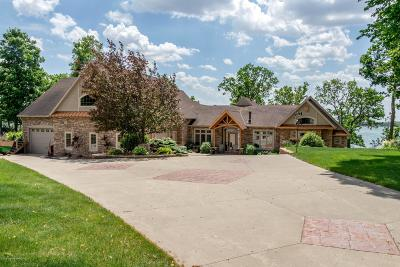 Single Family Home For Sale: 38084 N Little McDonald Drive