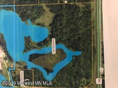 Detroit Lakes Residential Lots & Land For Sale: 18057 320 Avenue