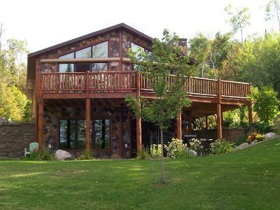 Waubun Single Family Home For Sale: 37468 Bucks Trail
