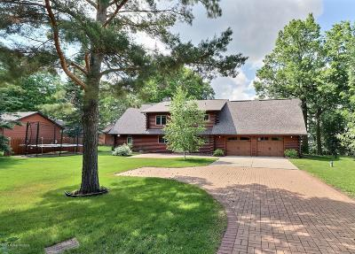 Single Family Home For Sale: 49883 Fish Lake Road