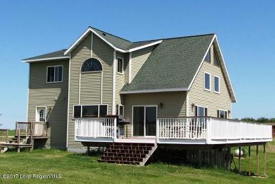 Dent Single Family Home For Sale: 43750 Big McDonald Drive E