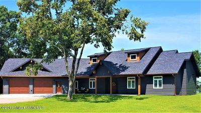 Perham Single Family Home For Sale: 44270 Mosquito Heights Road