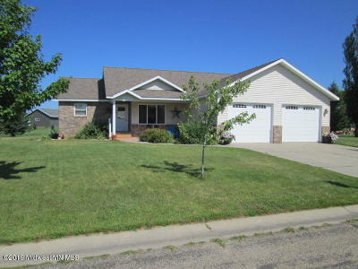 Perham Single Family Home For Sale: 708 NW 12th Street