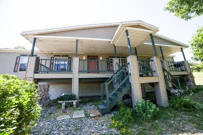 Single Family Home For Sale: 25834 Crystal Springs Drive