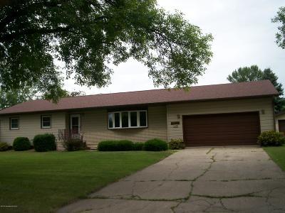 Mahnomen Single Family Home For Sale: 519 W Washington Avenue