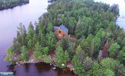 Koochiching County Single Family Home For Sale: 2321 Red Crest Island