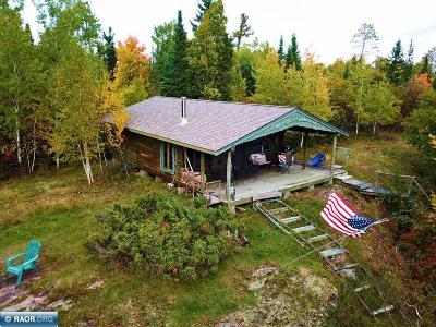 International Falls MN Single Family Home For Sale: $199,000