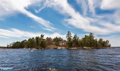 Koochiching County Single Family Home For Sale: 2915 McIntyre Island