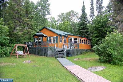 Koochiching County Single Family Home For Sale: 1930 Lynx Island