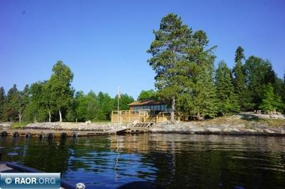 Single Family Home For Sale: 423 Bear Island