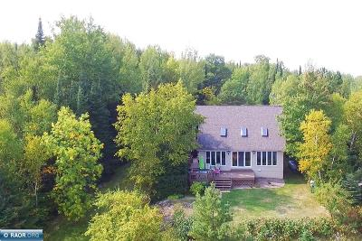 Koochiching County Single Family Home For Sale: 2392 County Road 136