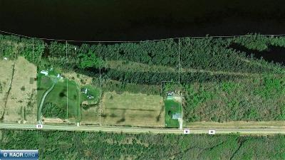 Koochiching County Residential Lots & Land For Sale: 75xx Highway 11 W