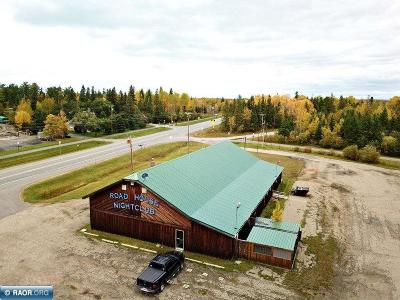 Koochiching County Commercial For Sale: 3536 Highway 11