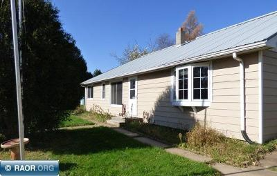 Hibbing, Chisholm Single Family Home For Sale: 12459 Townline Road