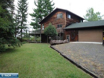 Koochiching County Single Family Home For Sale: 2042 Town Road 492