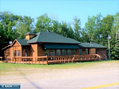 Kabetogama MN Commercial For Sale: $199,000