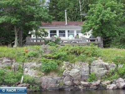 Single Family Home For Sale: 2480 Keyes Island