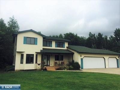 Hibbing, Chisholm Single Family Home For Sale: 609 Meadow Drive