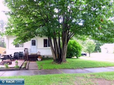 Hibbing, Chisholm Single Family Home For Sale: 131 SW 9th St