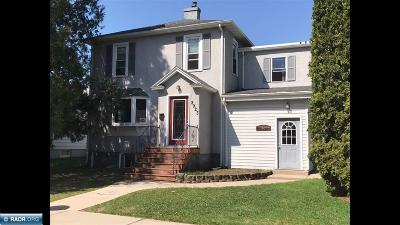 Hibbing, Chisholm Single Family Home For Sale: 2923 W 3rd