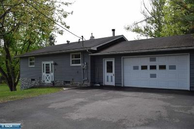 Itasca County Single Family Home For Sale: 15645 County Road 55