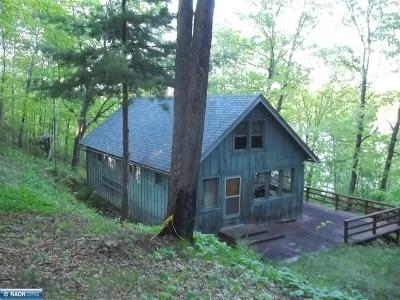 Itasca County Single Family Home For Sale: 44028 Spider Lake Rd
