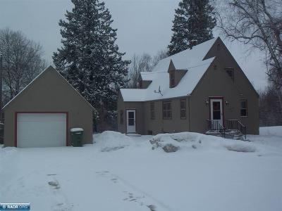 Hibbing, Chisholm Single Family Home For Sale: 3115 E 19th Ave