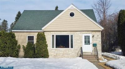 Koochiching County Single Family Home For Sale: 1014 3rd Street