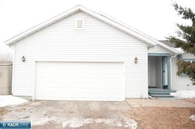 International Falls MN Single Family Home For Sale: $189,900
