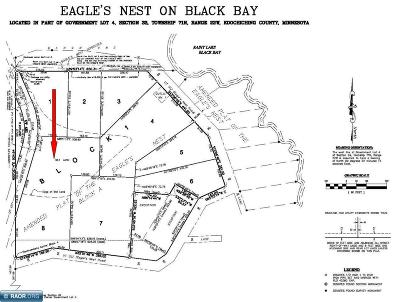 Koochiching County Residential Lots & Land For Sale: 2321 Town Rd 342