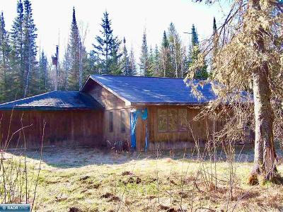 Koochiching County Single Family Home For Sale: 4373 Highway 53