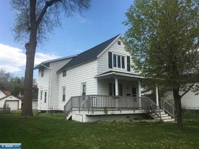 Hibbing, Chisholm Single Family Home For Sale: 1615 5th Ave. E.