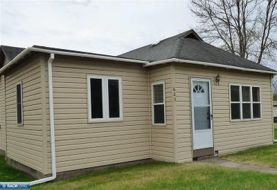 Hibbing, Chisholm Single Family Home For Sale: 603 NW 8th Street