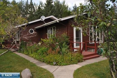 Hibbing, Chisholm Single Family Home For Sale: 3340 Leighton Rd N
