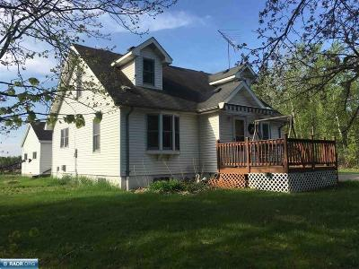 Hibbing, Chisholm Single Family Home For Sale: 12424 Old Hwy. #169