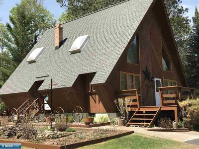 Hibbing, Chisholm Single Family Home For Sale: 11382 Townline Road